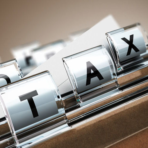 Files with Business Tax